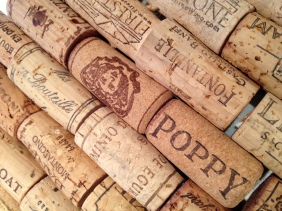 Natural corks are becoming scarce