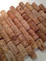 Cricket's cork trivet