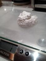 An ounce of marshmallow fluff ;-)