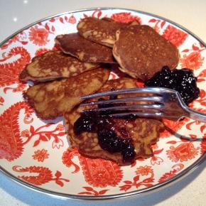 Maine Island Pancakes