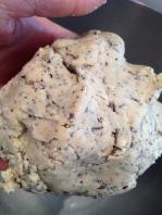 Form the dough into a ball