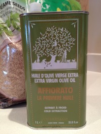 Really nice olive oil from O&CO
