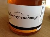 Beautifully labeled honey