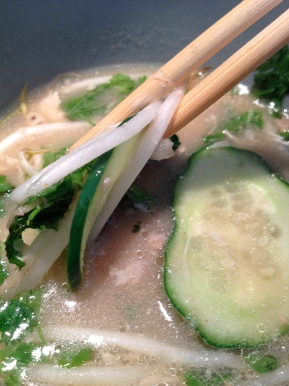 Gluten-Free Pho Soup with Chicken