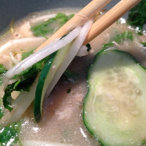 Gluten-Free Pho Soup withChicken