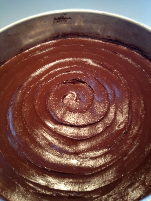 Final Chocolate layer