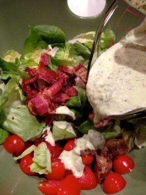 BLT Salad – one of summer'sbest!