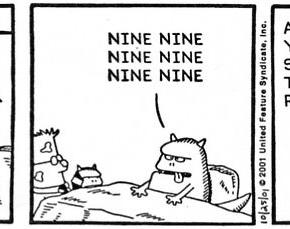 Monday's Mantra –Dilbert
