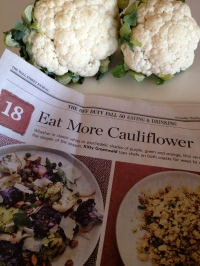 Eat More Cauliflower