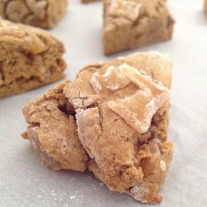 Gluten-free Ginger PumpkinScones