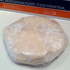 Wrapped to chill for at least an hour