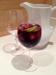 Sangria for Fall