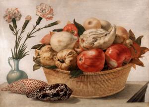 Baroque Fall Harvest