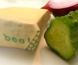 Bee's Wrapped cheese