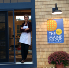 Jill at The Maine Pie Co.