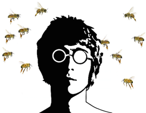 John lennon give bees a chance