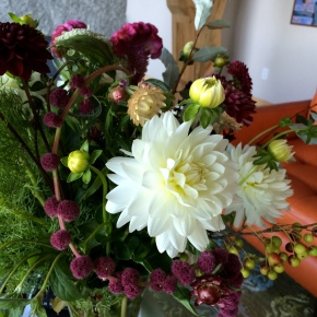 Tuesday Tips: Local Organic Flowers if you can!