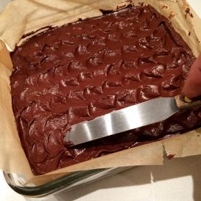 Gluten Free Vegan Chocolate AnniversaryCake