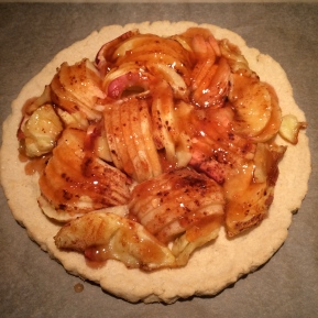 Gluten Free Windfall Apple Tart
