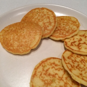 Gluten Free YeastedPancakes