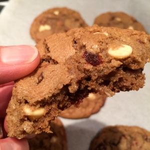 Gluten Free Cherry Chocolate Chunk Cookies