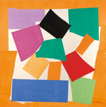 "Matisse's ""Snail"" at MOMA"