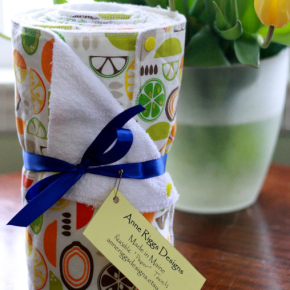 "Tuesday Tip: Reusable ""Paper"" Towels"